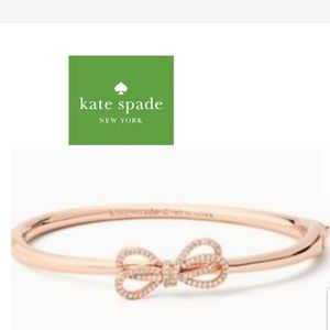 NWT Kate Spade boy meets girl pave bracelet